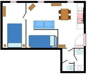 location appartement val cenis vanoise lanslebourg mont. Black Bedroom Furniture Sets. Home Design Ideas